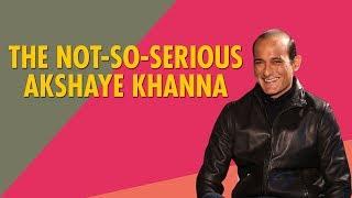 Akshaye Khanna's Tutorial On How To Star In A Karan Johar Film | Sab Kushal Mangal