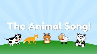 "Fun and Fast Animal Song for Kids! (Tune of ""Do You Know the Muffin Man?"")"