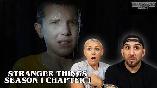 Stranger Things 'Chapter One: The Vanishing of Will Byers' Premier REACTION!