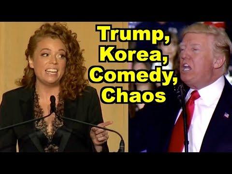 Trump, Korea, Comedy, Chaos - Michelle Wolf, John Bolton & MORE! LV Sunday LIVE Clip Roundup 262