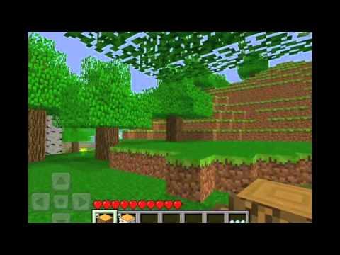 MineCraft Ipad - Stone Pickaxe
