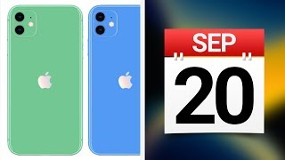 iPhone 11 Pro Updated Design & Official Release Date!