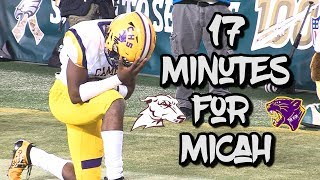 17 Minutes for Micah | JSZ All-Access at Pleasantville/Camden game hosted by Philadelphia Eagles