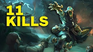 Sea of Thieves: Solo PVP 11 Player Killstreak Gameplay - IGN Plays Live