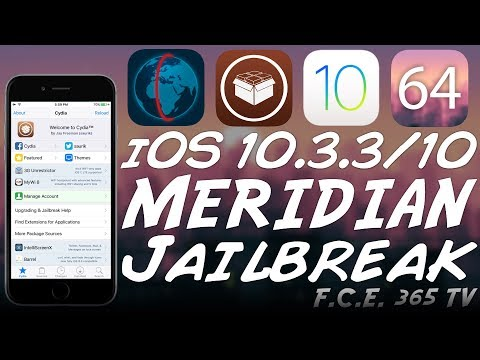 iOS 10.3.3/10.0 Meridian Jailbreak Released (Including iPhone 7/7+) | All you need to know