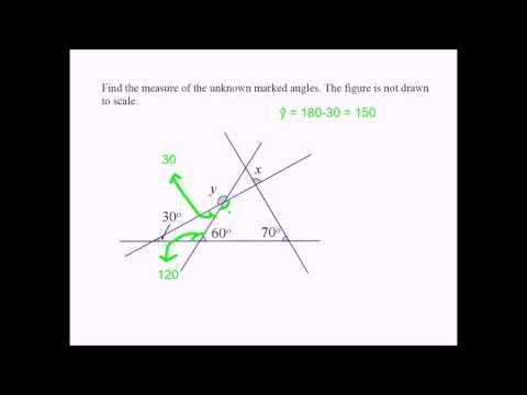 Middle School Geometry Problem 03