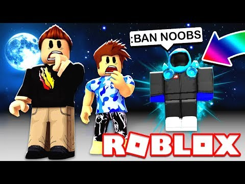 BLUE GUEST USES ADMIN COMMANDS ON POKE in ROBLOX