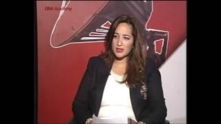Dina Fayez Zaher - Presenting Talk Shows - Ona Academy