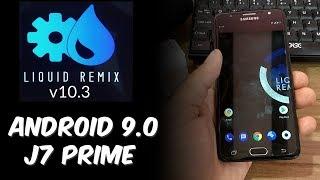 Installing ZenOS-Z v2 0 In Samsung J7 Prime + PUBG Mobile Test