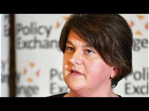 Abortion referendum has no impact on law of Northern Ireland: Arlene Foster