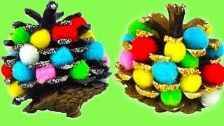 Download Новогодние поделки для детей Детский канал Игрушкин ТВ Video