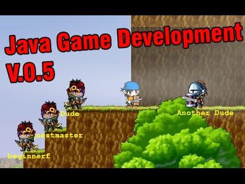Java Game Development 2D MMORPG V.0.5