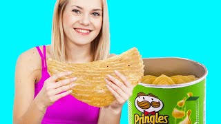 41 CRAZY FOOD HACKS || DIY Giant Food And Food Industry Secrets