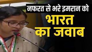 India की Vidisha Maitra ने मांगा Imran Khan से जवाब - Pakistan से कहां गायब हो गए हिन्दू ?
