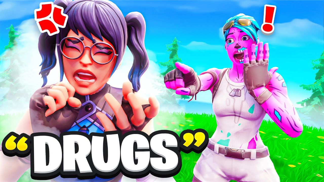 I Caught My Girlfriend Doing DRUGS... (shocking)