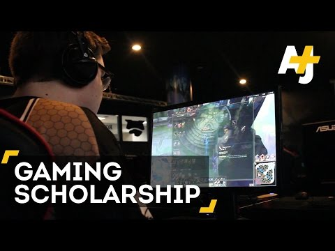 College Scholarships For Playing League Of Legends?