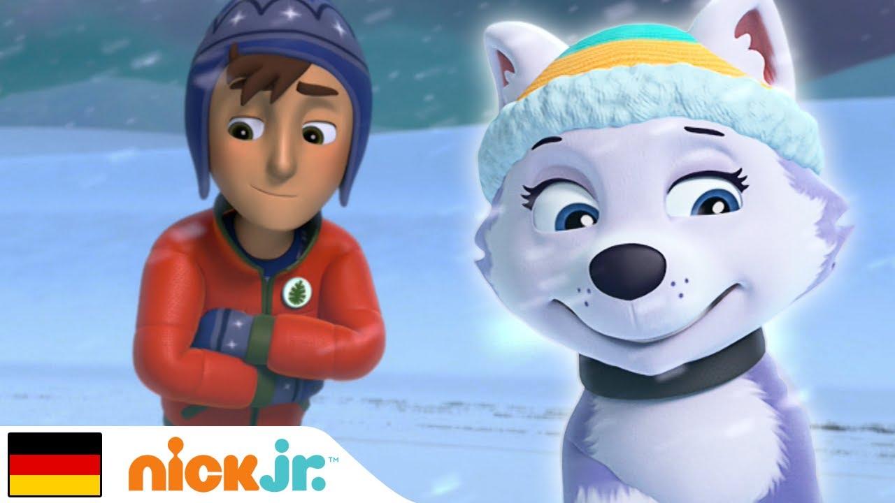 Paw Patrol: Helfer auf vier Pfoten | Rettungseinsätze bei Schnee | Nick Jr.