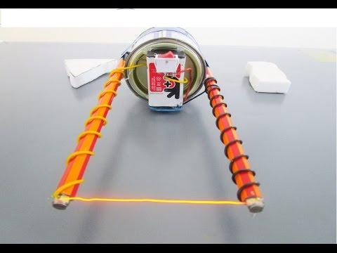 How to Make a plastic foam cutter - foam cutter