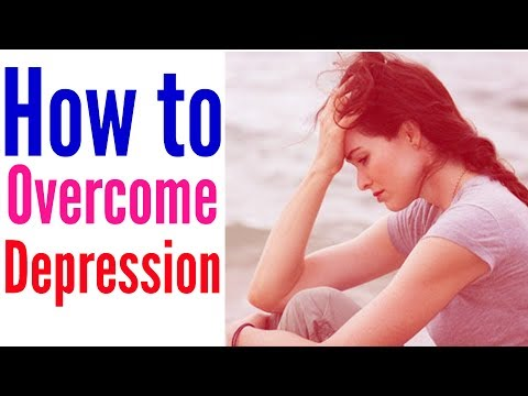 How to Overcome Depression From Life | HOW TO DEAL WITH DEPRESSION | Motivational Video English