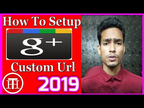 How To Set Google Plus Custom URL 2017-18 Google+Profile/Page URL Optimize YouTube Channel Branding!