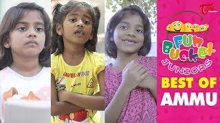 Fun Bucket JUNIORS | Best Of Ammu | Kids Funny Videos | Comedy Web Series