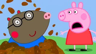 Peppa Pig Official Channel | Peppa Pig Celebrates Parents' Day With Molly Mole