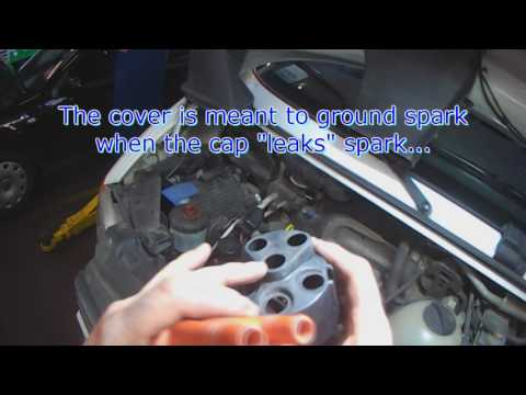 VW T4: 2.5L Spark plugs, wires, cap & rotor replacement (part 2)