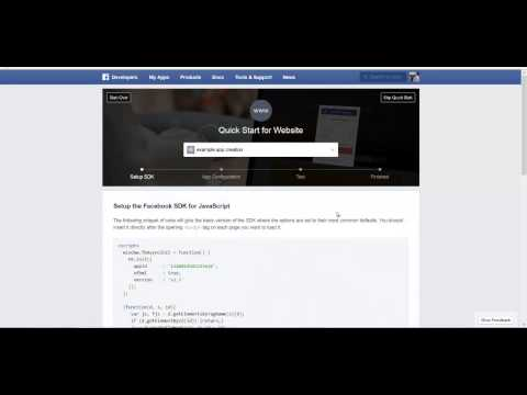 How to generate Facebook Access Token