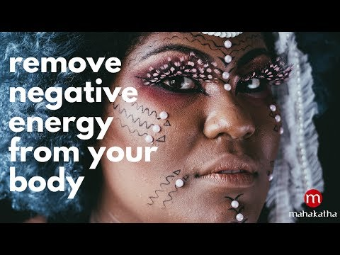 NEGATIVE ENERGY REMOVAL FROM BODY WITH MUSIC ❯ (FEAT  - KALYANI RAAGA) ❯