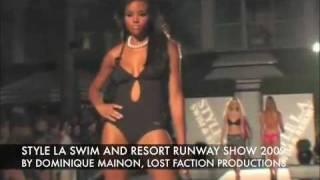 John Galliano - Style La Swim And Resort Runway Show 2009
