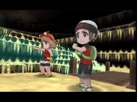 Pokémon Alpha Sapphire Walkthrough Part 28: Meteor Falls Melee