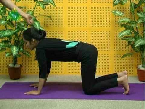 Balancing Yoga Pose to keep your nervous system intact