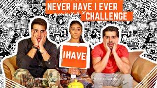 NEVER HAVE I EVER Challenge | Rimorav Vlogs