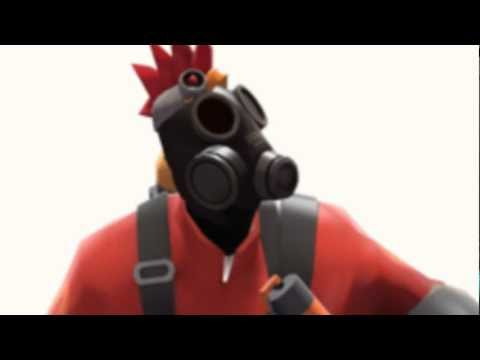 Free Robot Chicken Hat In TF2