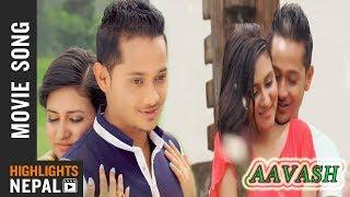 I Was Waiting For This | Nepali Movie AAVASH Song | Samyam Puri, Ashma DC, Nisha Adhikari