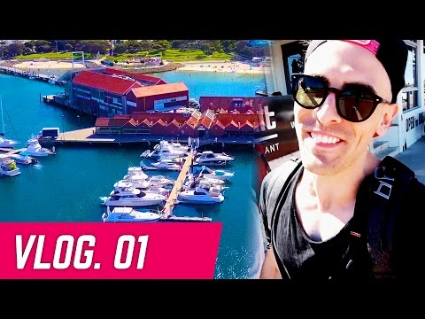 HILLARYS BOAT HARBOUR & SUMMER ADVENTURES VLOG