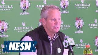 What Do The Celtics Like About Jayson Tatum? Danny Ainge Explains