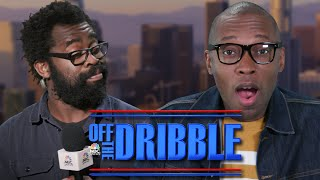 Carmelo Anthony is on FIRE and so are these NBA Hip Hop Hot Takes | Off The Dribble | NBC Sports