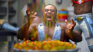 The New Day get back to 100 percent with Skittles