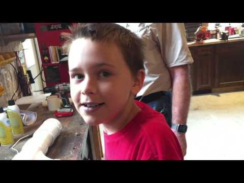 Day 29: How to Build a Potato Gun!