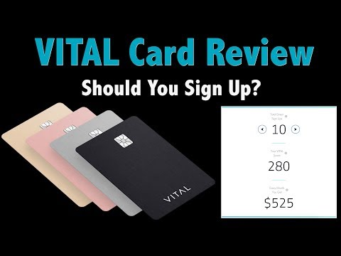 VITAL Card Review — Should You Sign Up?