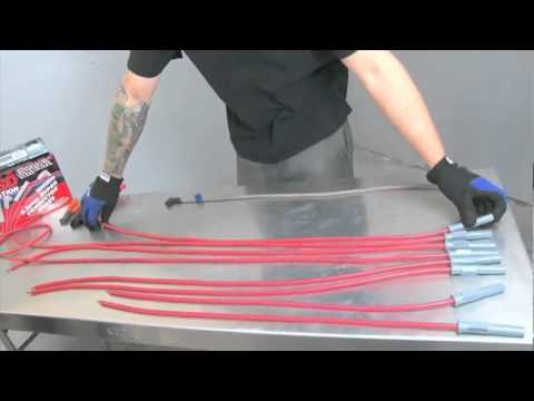 Build Your Own MSD Plug Wires - Custom Spark Plug Wires