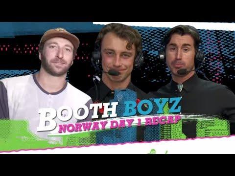 Booth Boyz: Norway Day 1 Recap   World of X Games
