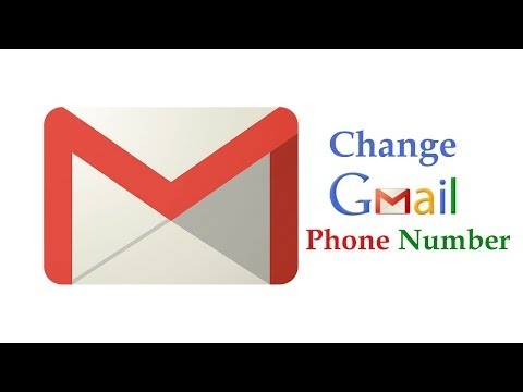 How to Change Phone Number of my Gmail Account
