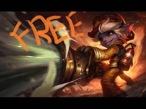 HOW TO GET FREE SKINS.Hextech Crafting in League of Legends!!!!