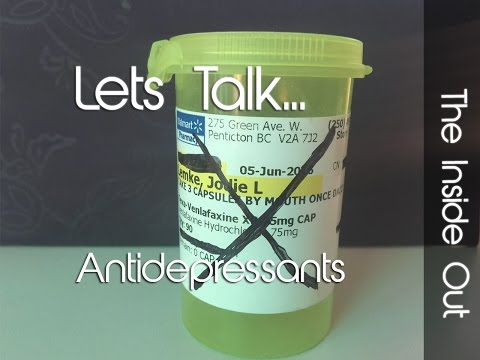 Let's Talk... | Getting off Antidepressants, Withdrawals, Doctors