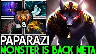 Paparazi [Ursa] Monster is Back Meta Slayer Tanker 7.21 Dota 2