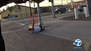 Bodycam video shows deadly LAPD shooting in southeast L.A. I ABC7