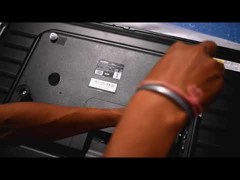 intex LED TV Unboxing and Fitting