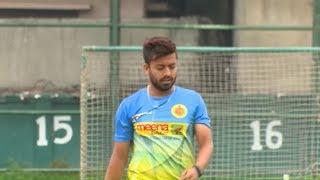 সুদিনের অপেক্ষায় স্পিনার জুবায়ের লিখন |  Bangladesh Cricket News